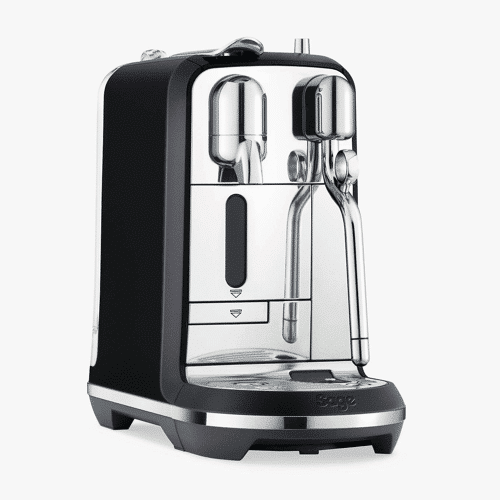 an image of a Nespresso Creatista Plus coffee machine by Sage
