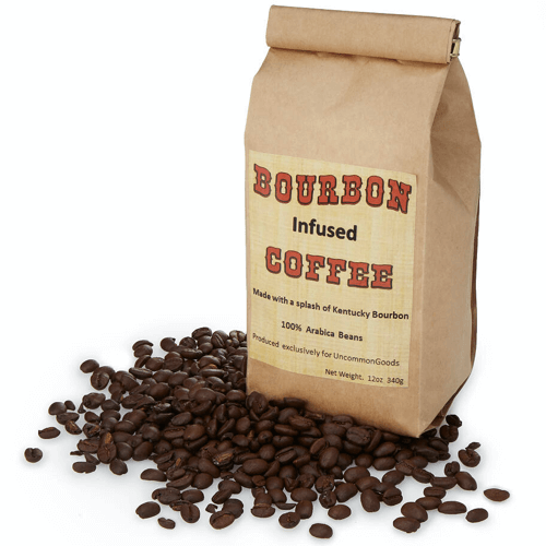 an image of bourbon infused coffee - one of our ideas of anniversary gifts for him