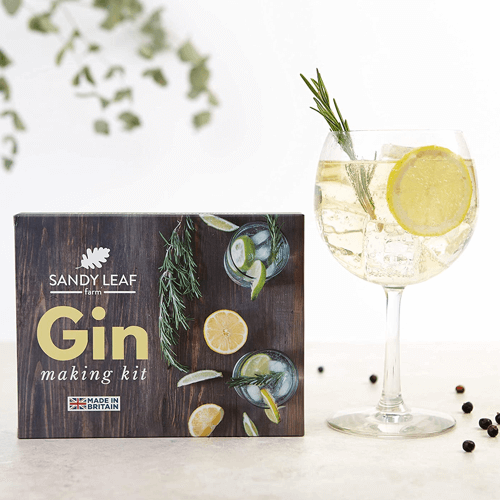 an image of a gin making kit