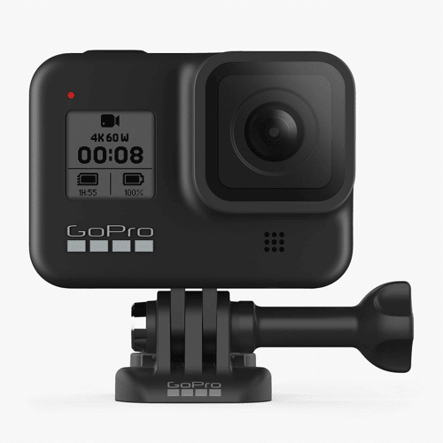 an image of the GoPro HERO8 Black Camcorder