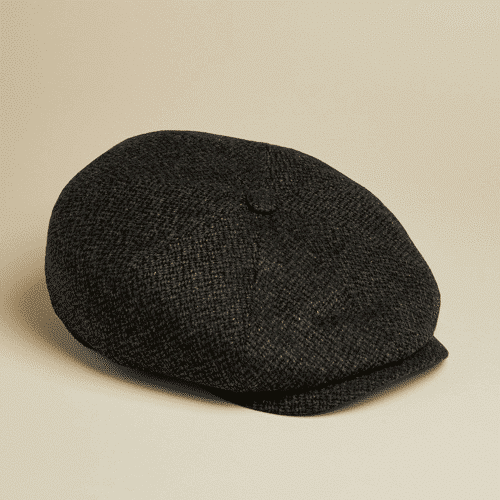 an image of a Peaky Blinders inspired newsboy style hat