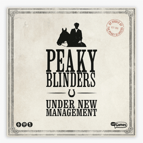 an image of a Peaky Blinders board game
