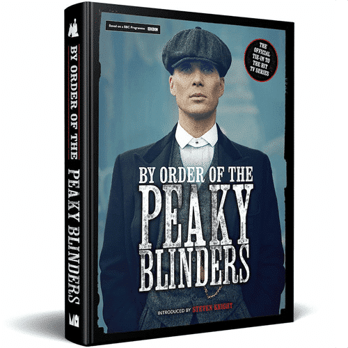 an image of a Peaky Blinders book