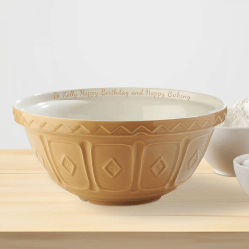 an image of a personalised mixing bowl
