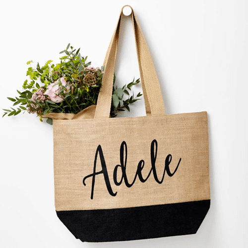 an image of a personalised shopping bag