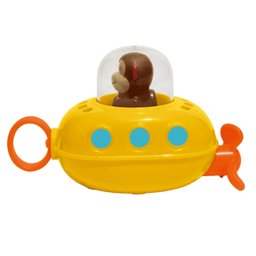 an image of a submarine bath toy