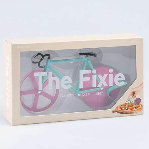 an image of a bike pizza cutter - a unique best friend gifts suggestion