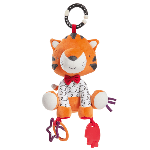 an image of a tiger activity toy gift for baby boys
