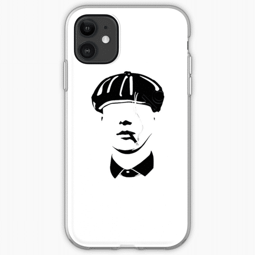an image of a Peaky Blinders Tommy Shelby iPhone cover