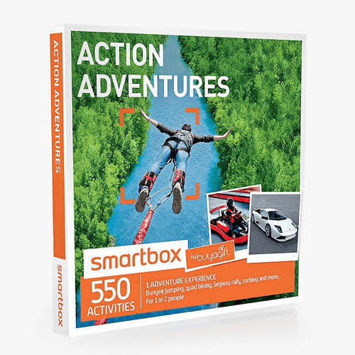 an image of the smartbox action adventures gift experience