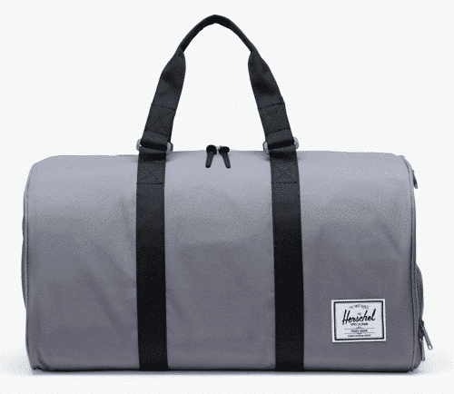 an image of a herschel supply co novel duffle holdall