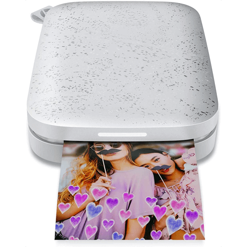 an image of the HP Sprocket 200 in white