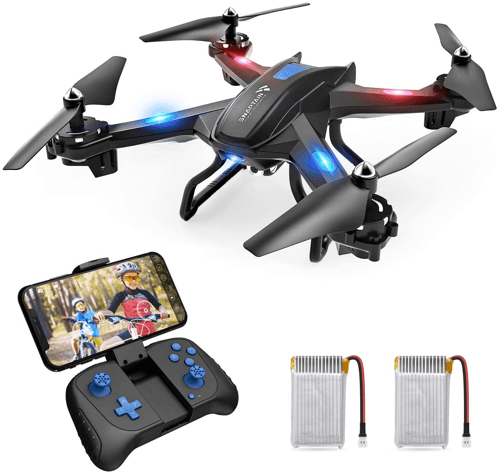an image of the snaptain s5c wifi hd camera drone