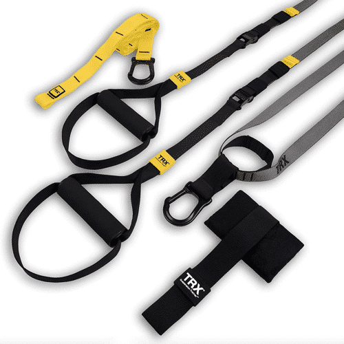 an image of a TRX trainer kit gift idea for 30 year old men