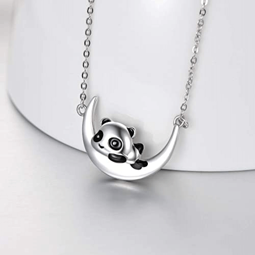 an image of a sterling silver necklace gift idea
