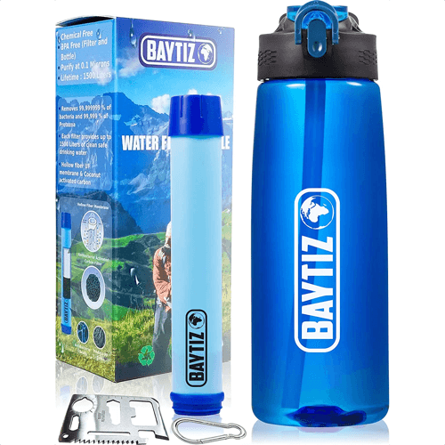 an image of a water filter bottle