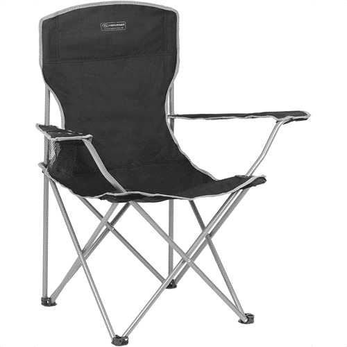 an image of a folding fishing chair