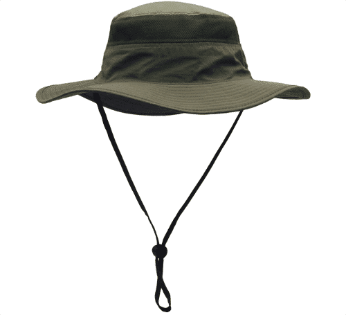 an image of a fishing hat
