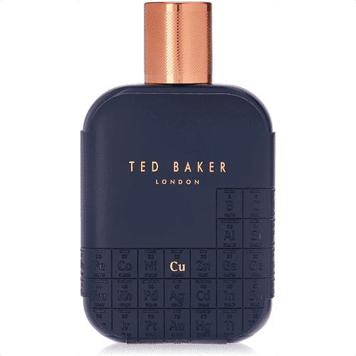 an image of ted baker copper eau de toilette for men gift idea