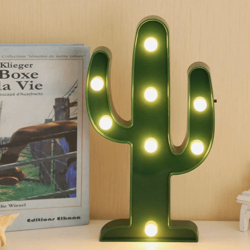 an image of a cactus led lamp