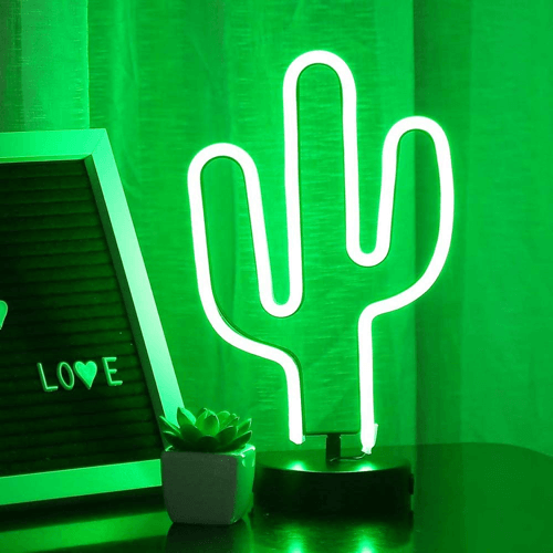 an image of a handmade scented cactus candle