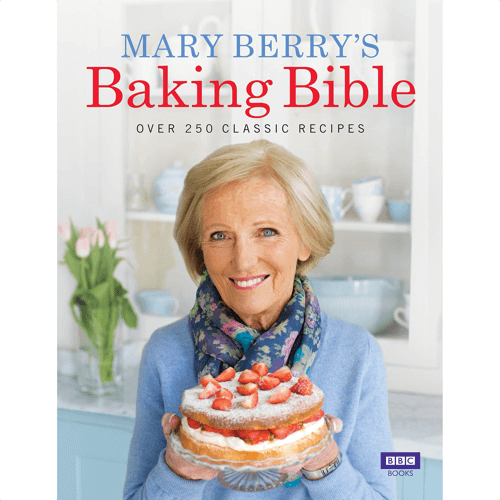 an image of the Mary Berry Baking Bible book