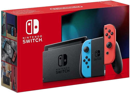an image of a nintendo switch