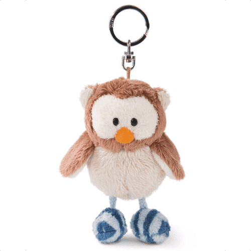 an image of a cute owl keyring