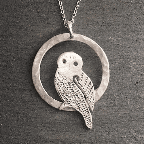 an image of an animal-themed pendant necklace