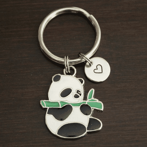 an image of a keyring gift idea