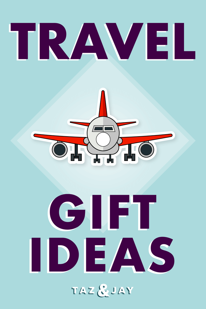 travelling gifts pinterest pin image