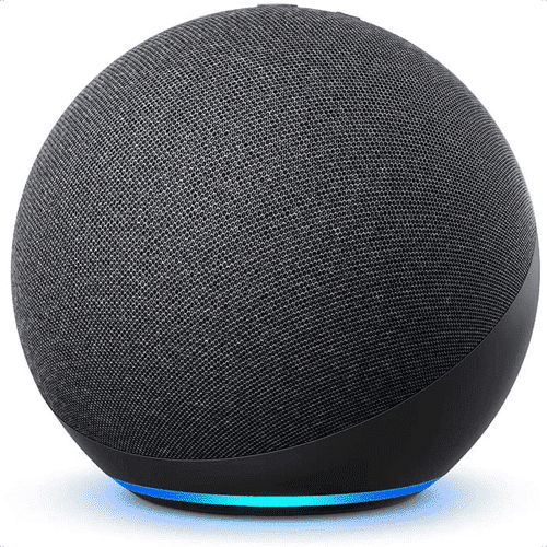 an image of the amazon echo - one of our picks of the best gifts for 17 year old boy
