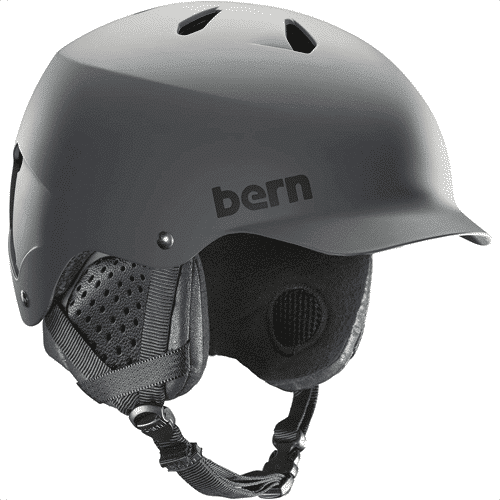 an image of the Bern watts snowboard helmet - one of our examples of good gifts for snowboarders