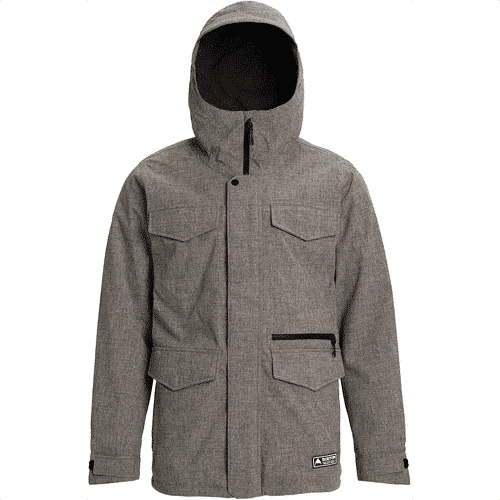 an image of the burton covert snowboard jacket for men - one of our suggestions of good gifts for snowboarders
