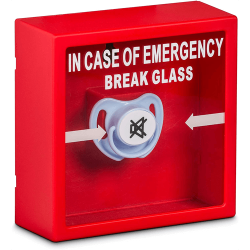 an image of a funny baby emergency frame