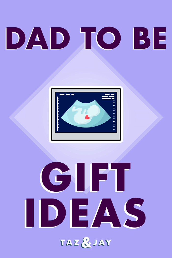 dad to be gifts pinterest pin image