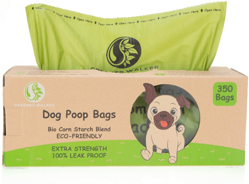 an image of biodegradable dog poop bags