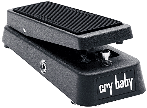 an image of a dunlop crybaby wah-wah pedal - one of our picks of cool gifts for guitar players