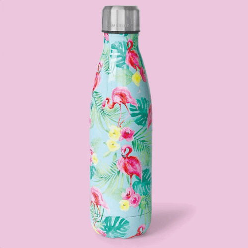 an image of a thermal insulated flask bottle
