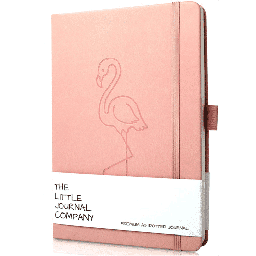 an image of a journal gift idea