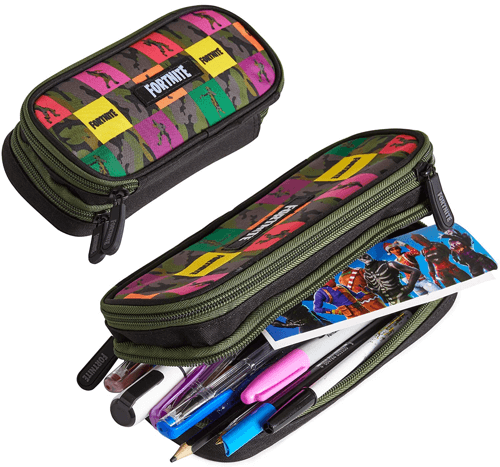 an image of a fortnite pencil case