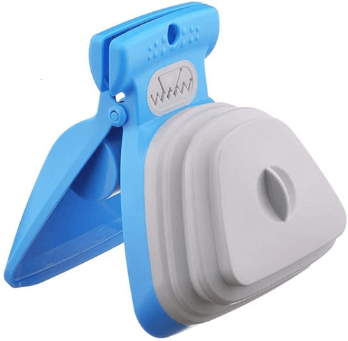 an image of a portable dog pooper scooper