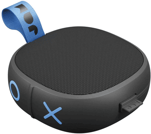 an image of a shower bluetooth speaker - one of our ideas of presents for 17 year old boys