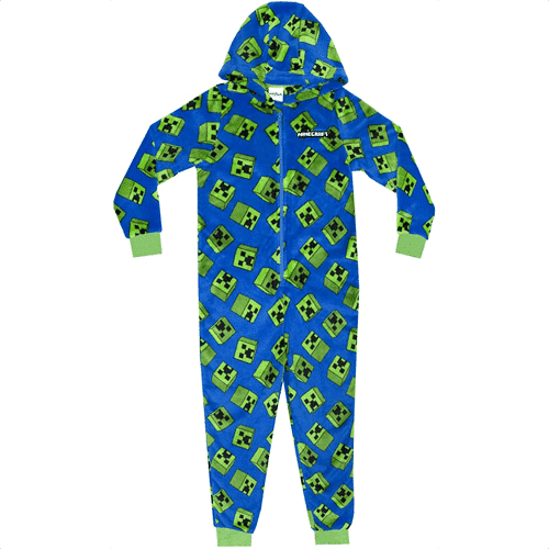 an image of a creeper onesie
