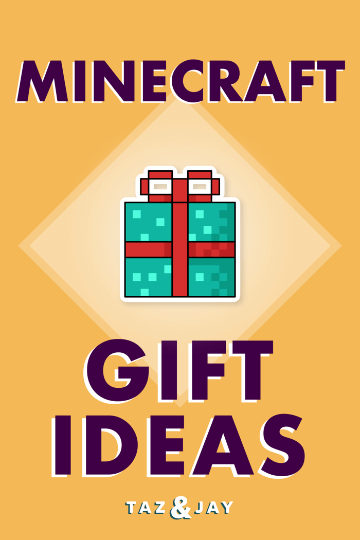 minecraft gifts pinterest pin image