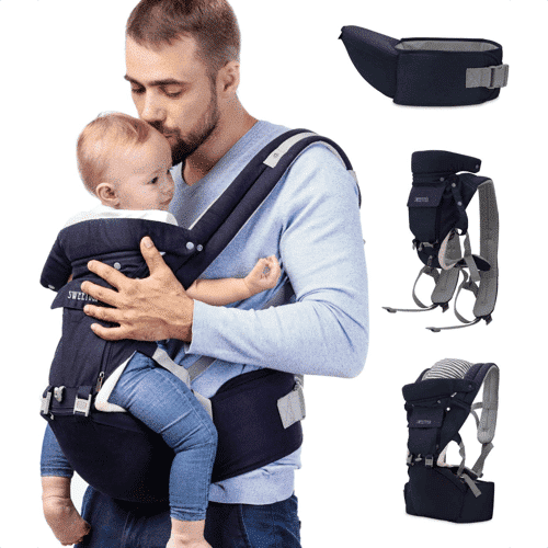 an image of a multi-position baby carrier