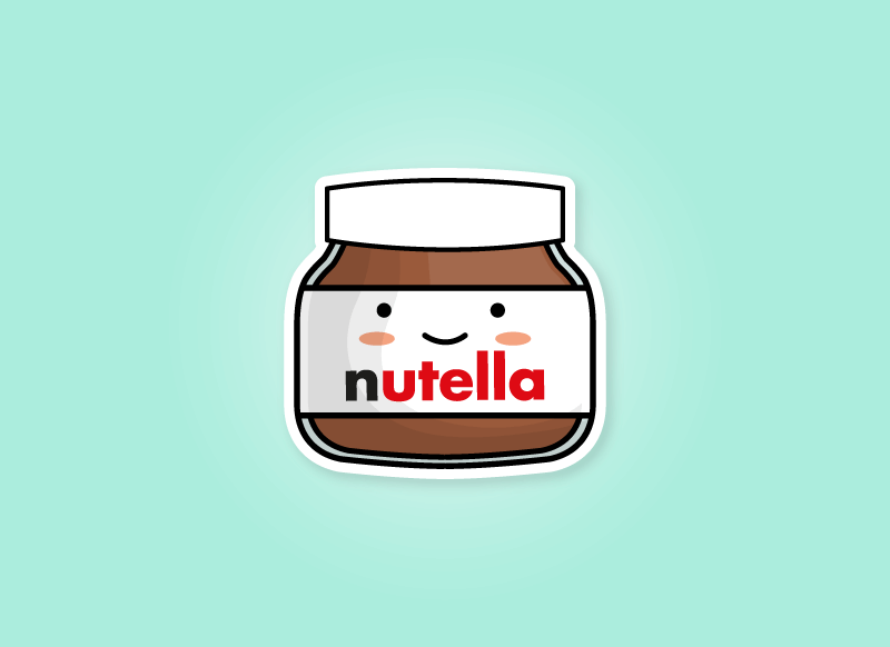 nutella gifts article header image