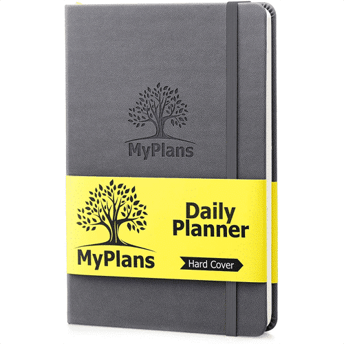 an image of a personal daily planner - one of our ideas of cute gifts for boyfriends