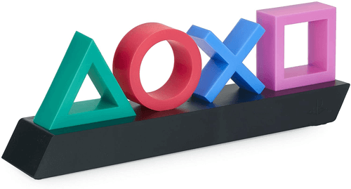 struggling with what to get a 17 year old boy for christmas? This playstation icon light is a great gift idea for gamers