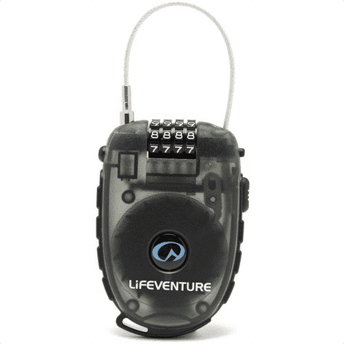 an image of the lifeventure cable lock